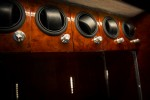Black Pony Watch Winder Case (detail 4)