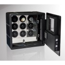 Brooklyn Glass Watch Winder ( Front Detail)